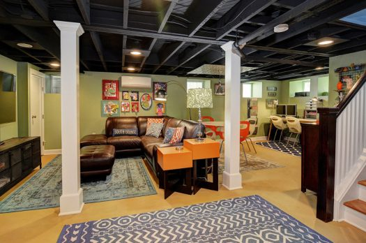 It's Not Just a Finished Basement, It's a Lower Level