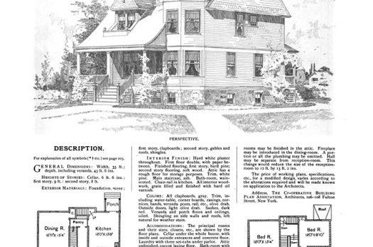 Architectural Design | Who Designed No. 139 Maplewood Avenue?