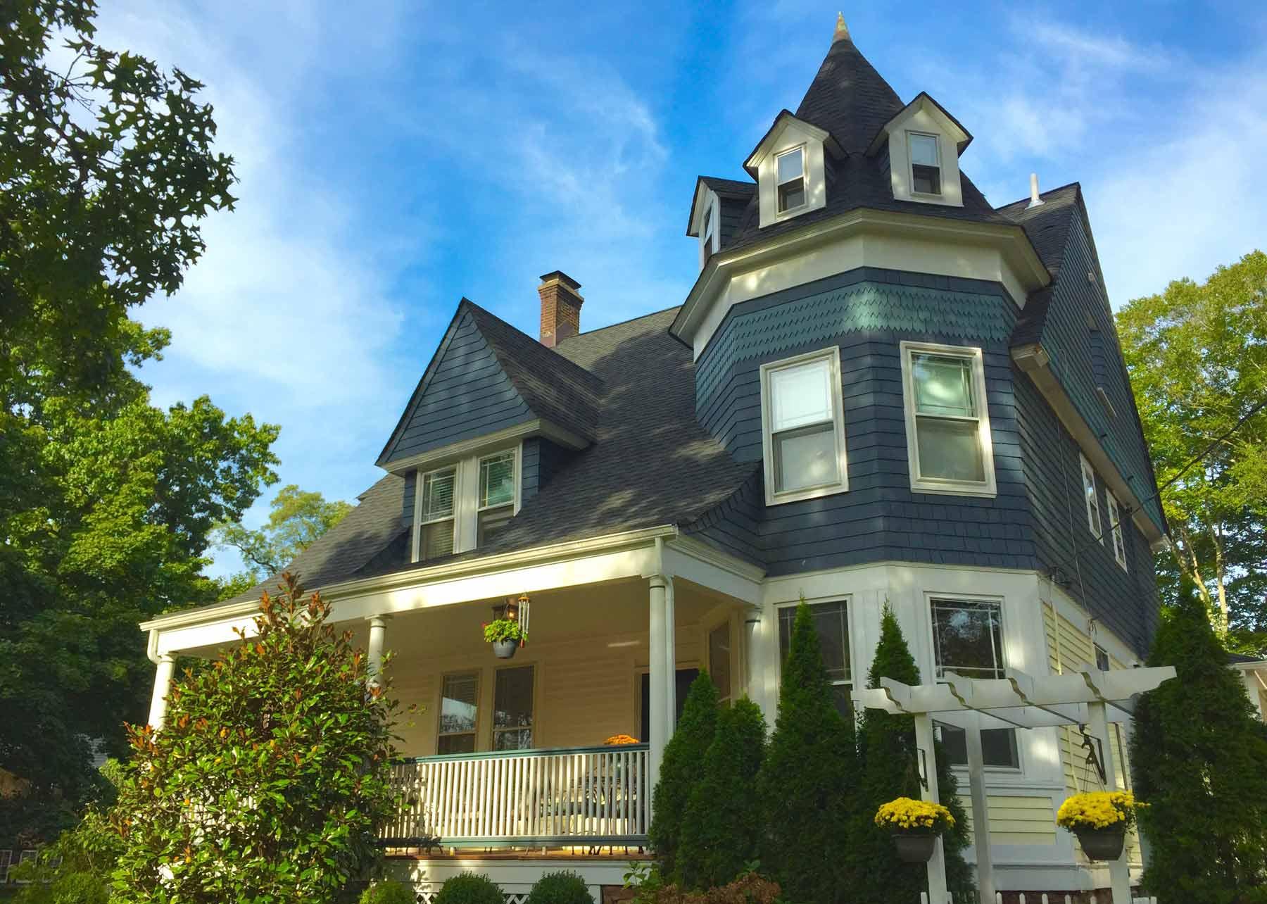 No. 139 Maplewood Avenue