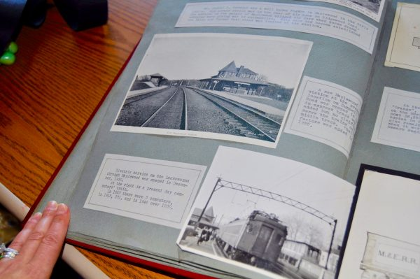 A look inside the Thompson Archive