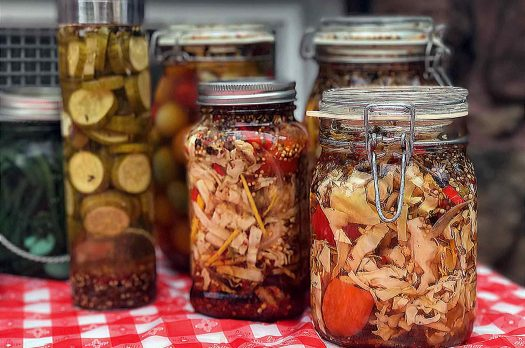 If You Relish Pickles, You Will Love Our Pickled Vegetables